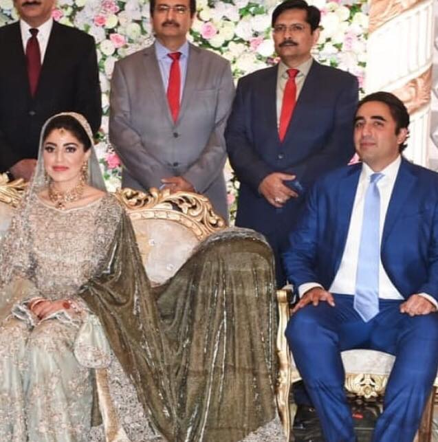 Hamid Mir's Son Gets Married - See Pictures | Reviewit pk