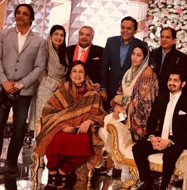Hamid Mir's Son Gets Married - See Pictures