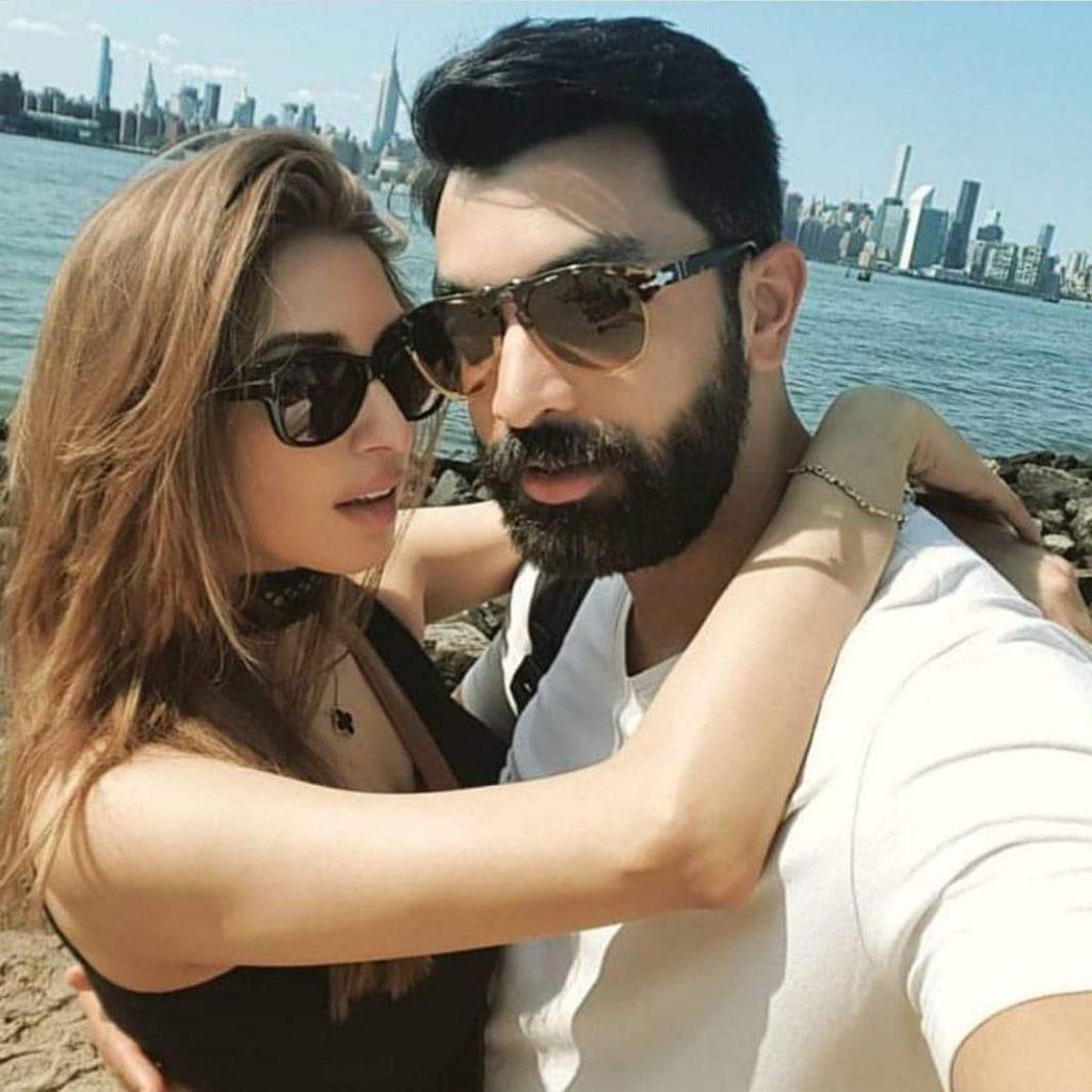 Iman Ali Is Getting Married-Friends Practice Dholki