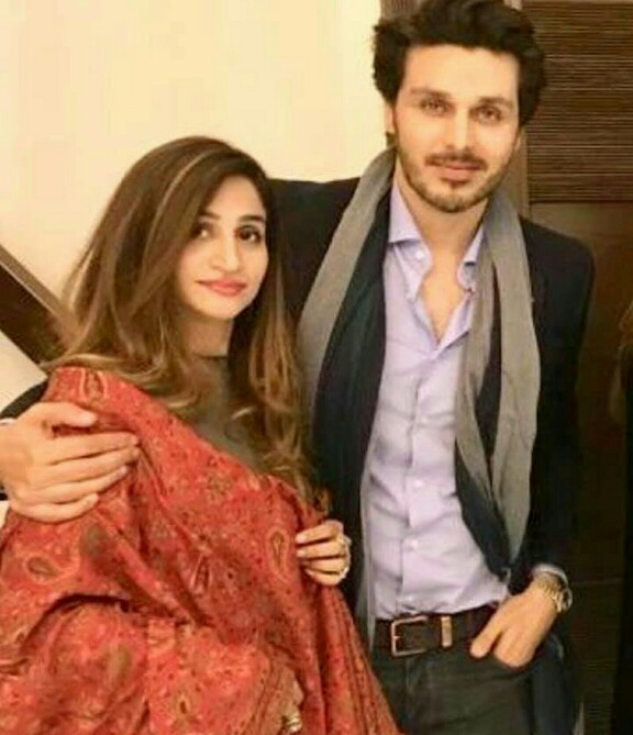 Ahsan Khan Organizes A Grand Stars Gathering At His House