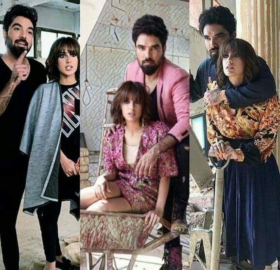 Iqra Aziz And Yasir Hussain's Latest Shoot Among Dating