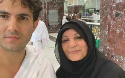 Shehroz Sabzwari Performs Umrah With Mother