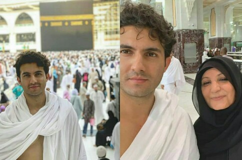 Shehroz Sabzwari Performs Umrah With Mother