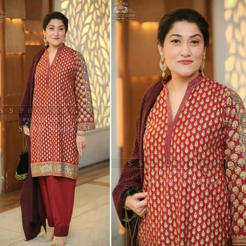 Shan Baig's Walima-A Star-Studded Affair