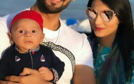 Abdullah Sultan Enjoys Time With Family