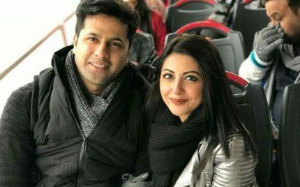 Actress Momal Khalid Vacaying With Husband