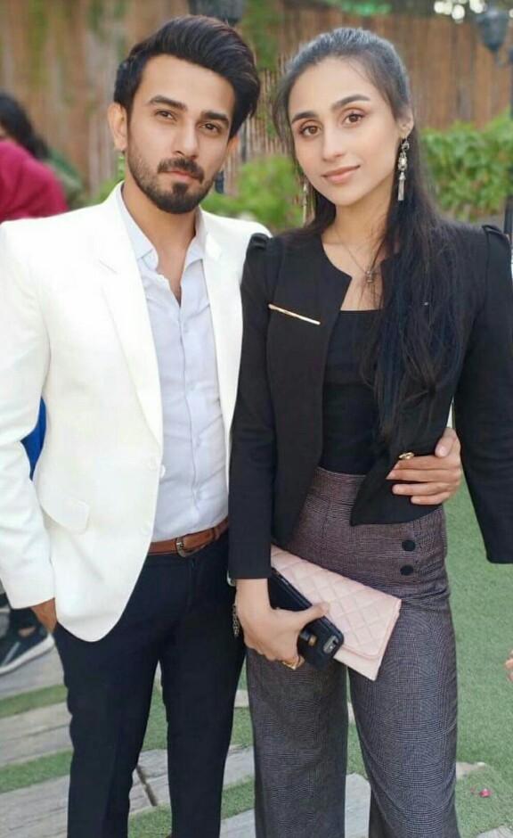 Suno Chanda Famed Mashal Khan With Fiance Ali Ansari