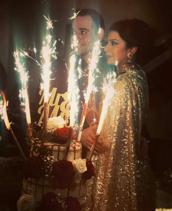 Model Sofia Khan Gets Hitched