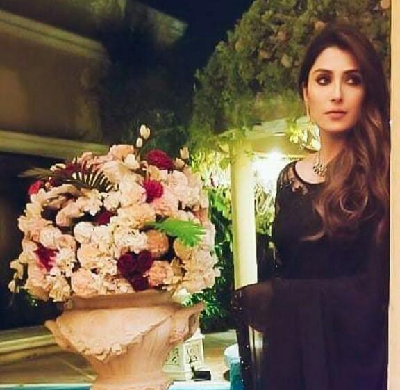 Ayeza Khan's Latest Clicks Are Mesmerizing