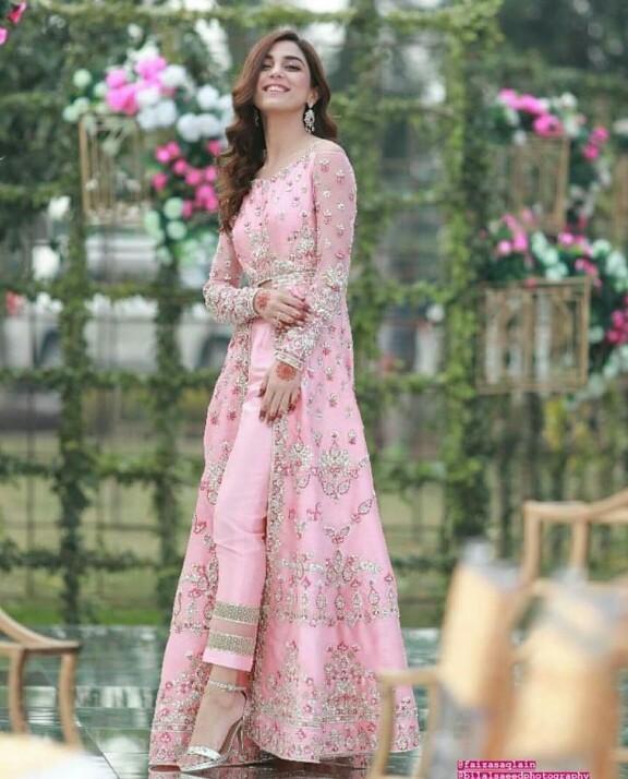 Maya Ali Stuns In Millennial Pink
