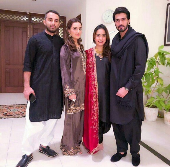 Sheikh Siblings Enjoying Time With Family