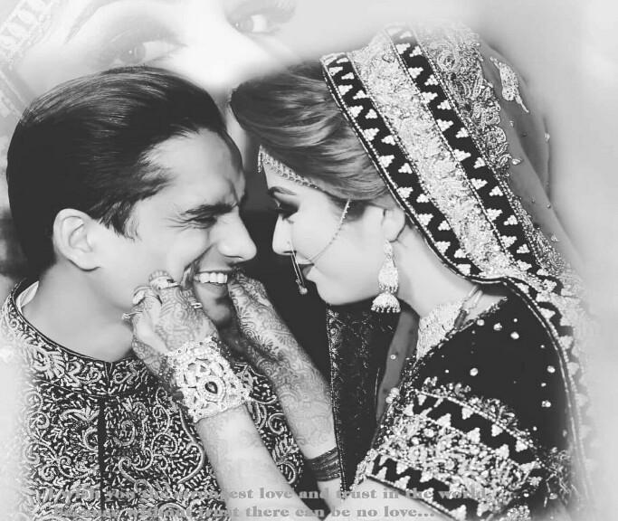 Anchor Aleena Haroon Got Married