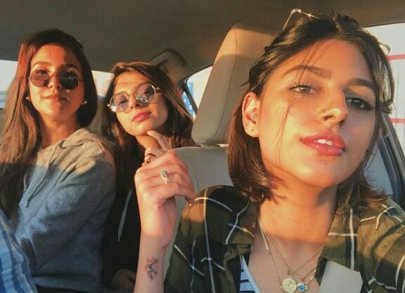 Anzela And Anoushey Abbasi Look Like Sisters