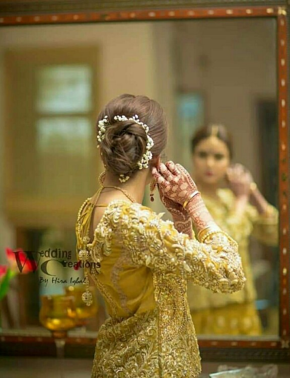 Syeda Tuba Aamir's Official Bridal Shoot