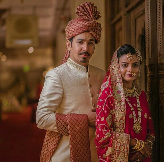 Youtuber Mooroo's Wedding Pictures