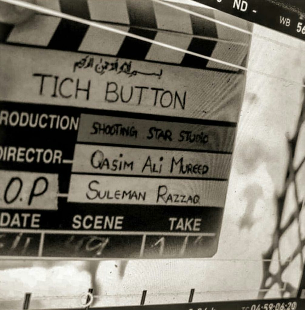 Shooting Starts For Tich Button