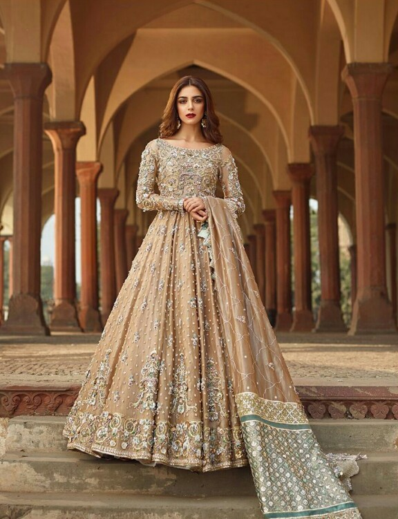 Maya Ali's Latest Bridal Collection Shoot