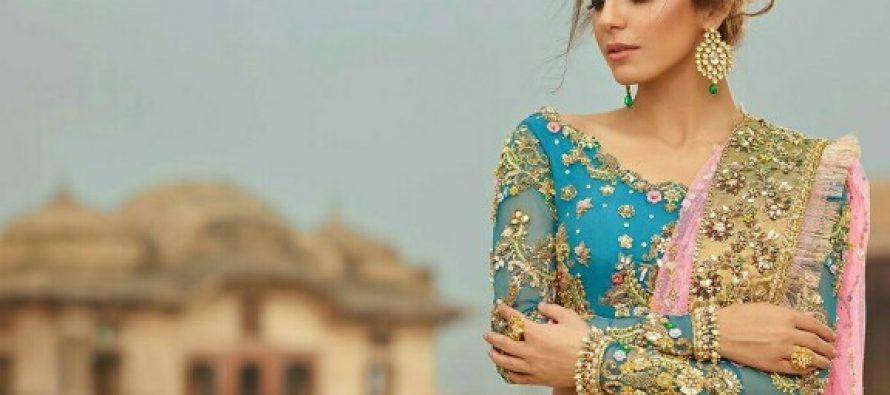 Maya Ali's Latest Bridal Collection Shoot