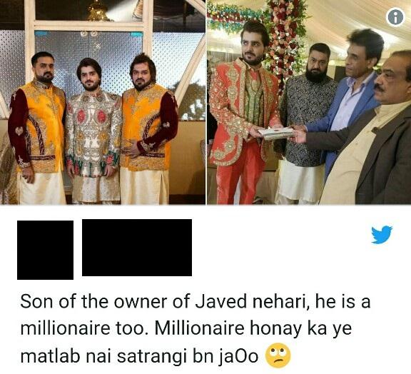 Wedding Of Son Of Javed Nihari's Owner Is Getting Viral