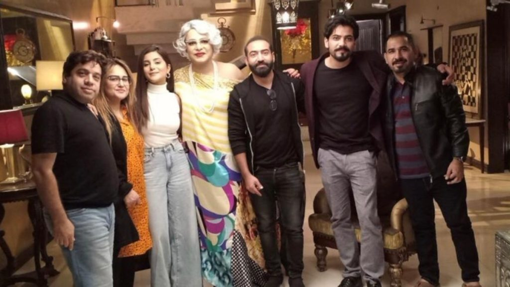 Ali Saleem Is Set To Come Back With A Web Series