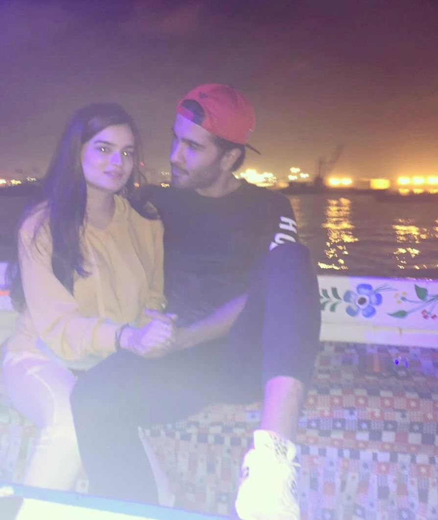 Are Feroze Khan And Wife Alizey Expecting?