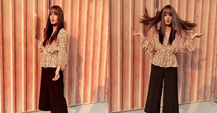 Iqra Aziz's New Look