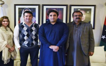 Moammar Rana Joins PPPP
