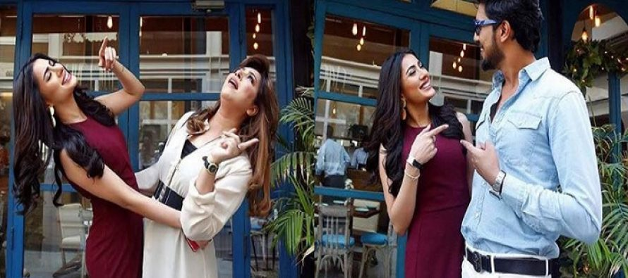 Mehwish Hayat Dances On Her Birthday Party