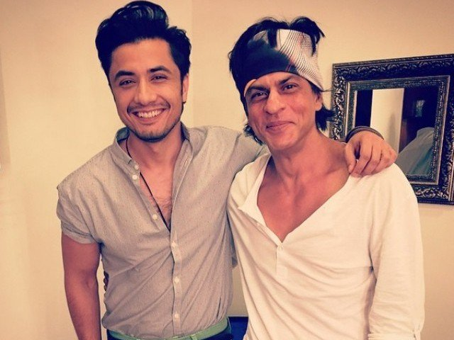 Ali Zafar's Rockstar Was Meant To Be A Part Of Zero