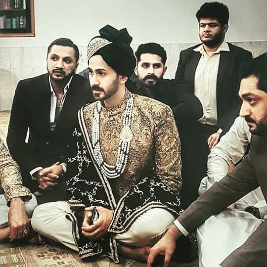 Shan Baig Nikkah Pictures Exclusive