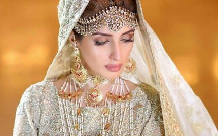 Iman Aly's Latest Photoshoot For A Jewellery Brand
