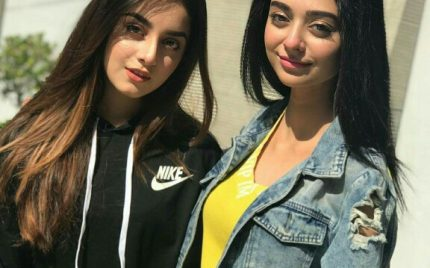 Alizey Shah And Noor Khan Spotted Together