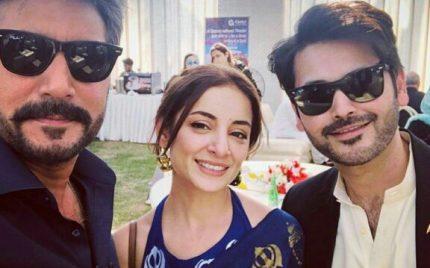 Sarwat Gilani Looked Oh So Pretty At Adab Festival