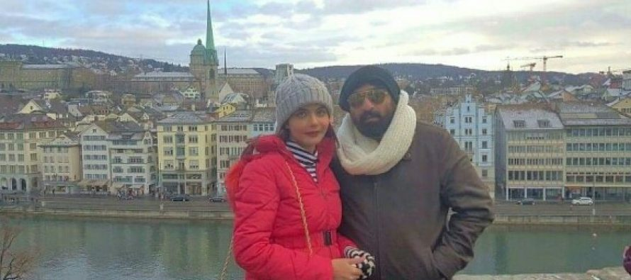Nida Yasir And Yasir Nawaz In Switzerland