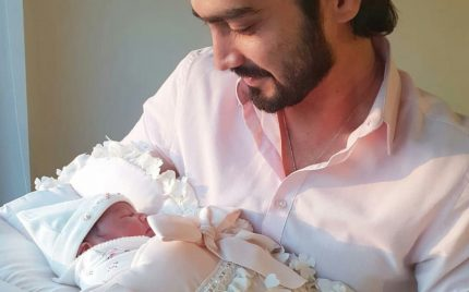Shahzad Sheikh Blessed With A Baby Girl