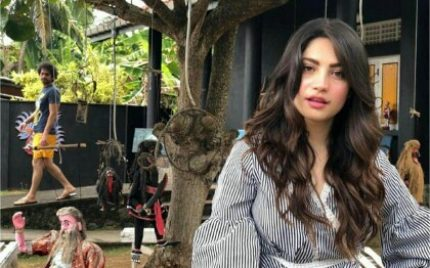 Neelam Muneer's Latest Clicks With Her Mom