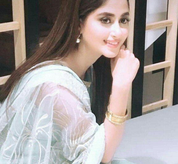 Sajal Aly Looked So Glowy On An Event She Attended