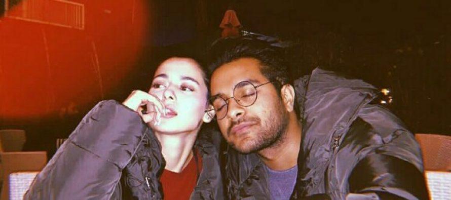 Hania Aamir Celebrates Birthday With Asim Azhar