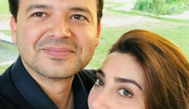 Ayesha Khan Shares Pictures With Husband
