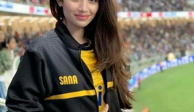 Sana Javed At PSL's Opening Ceremony