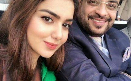 Latest Clicks Of Syeda Tuba Aamir