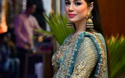 Sidra Batool Looked Stunning At A Wedding
