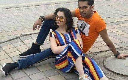 Asim Azhar And Hania Aamir's Latest Shoot