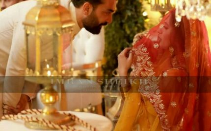 Iman Aly Looked Mesmerizing At Her Shendi