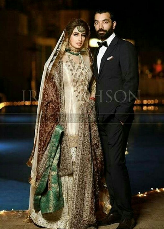 Iman Ali Wedding: A Simple Yet Fabulous Bride On Her Reception