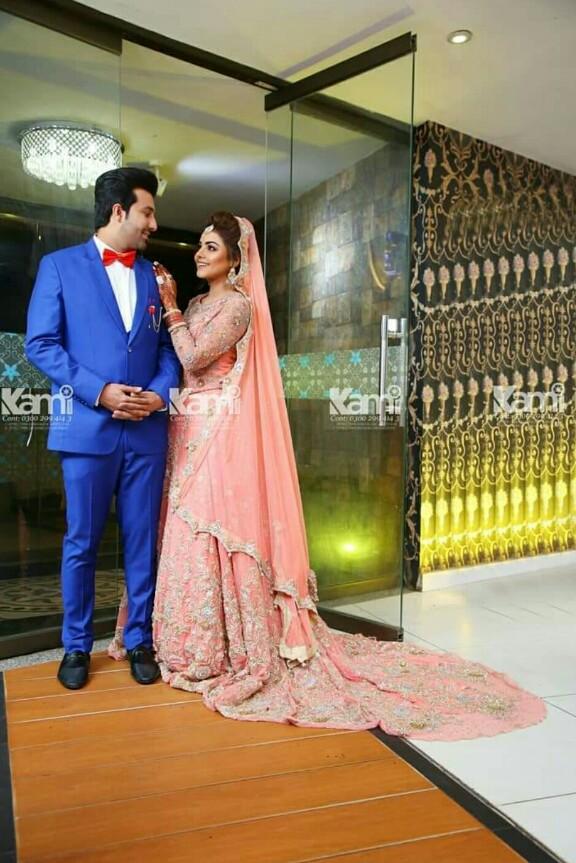 Esha Noor's Reception Pictures