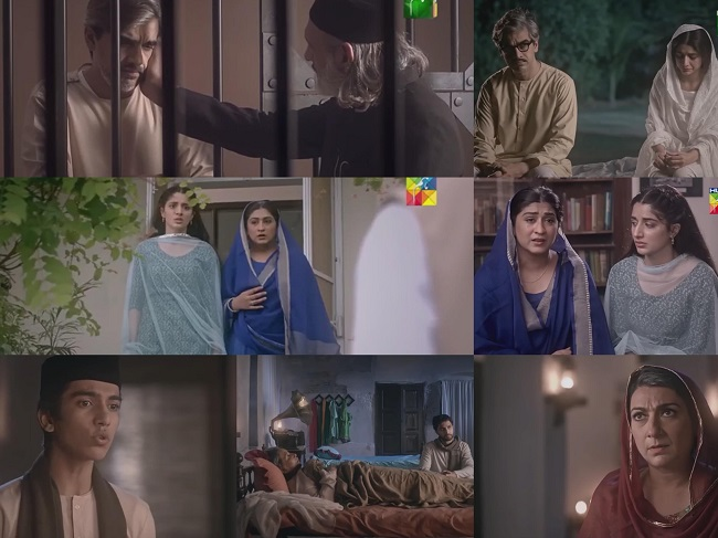 Aangan Episode 11 Review - Together Again