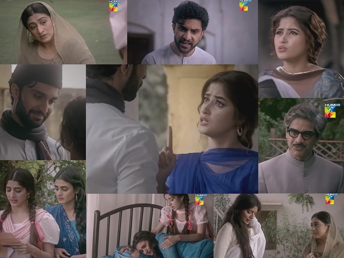 Aangan Episode 8 Story Review - Much Better