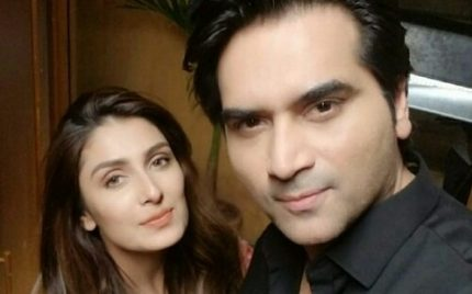 Humayun Saeed Praises Co-Star Ayeza Khan