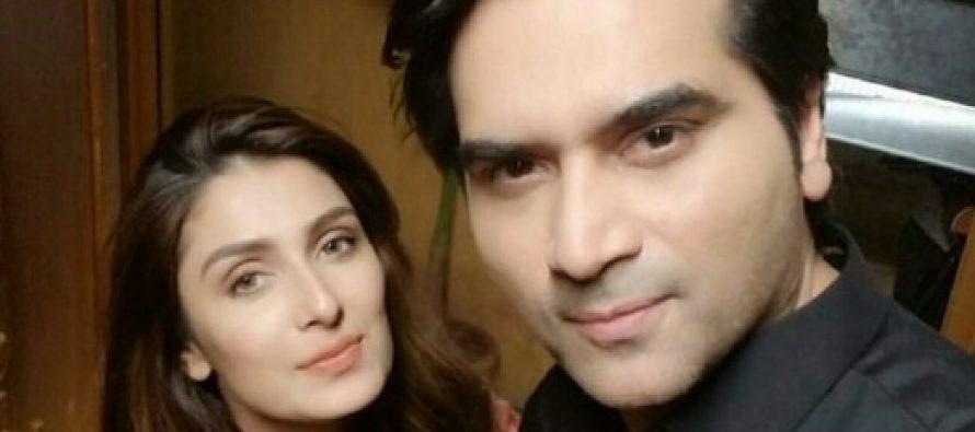 Humayun Saeed Praises Co-Star Ayeza Khan
